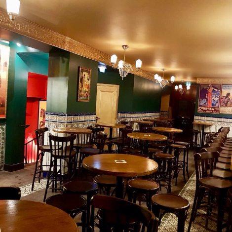 Le restaurant de Sol Y Sombra